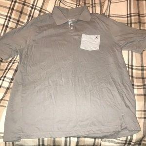 Kangol collared Shirt